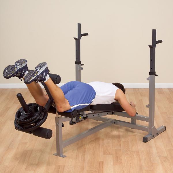 Body Solid power bench