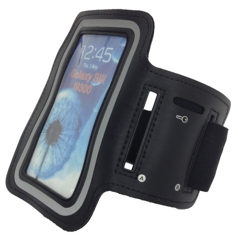 telefoon armband