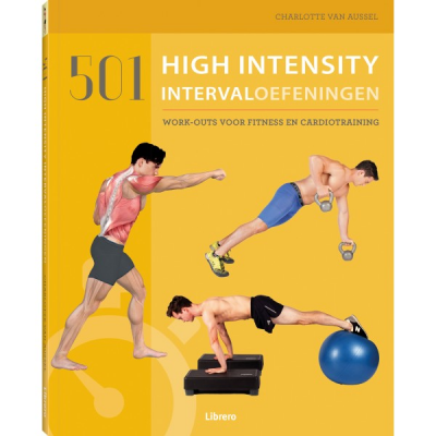 501 High Intensity Intervaloefeningen