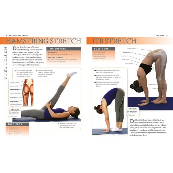 Anatomie van Pilates
